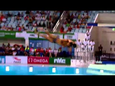 2015 World Series Dubai - Men's 3m Synchro Springboard Final