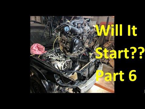 EJ255 DOHC Engine Swap | Subaru Outback XT Part 6