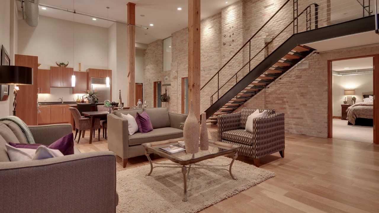 Whitney Lofts Minneapolis | 150 Portland Ave #603 - YouTube