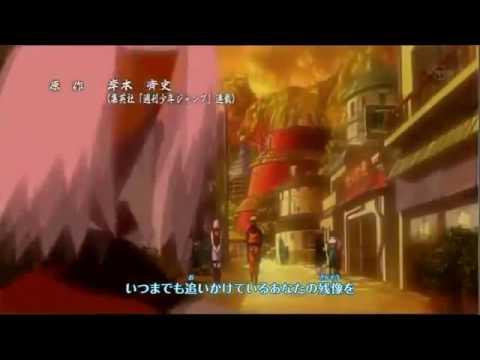Opening Naruto Shippuden || Moshimo ||√