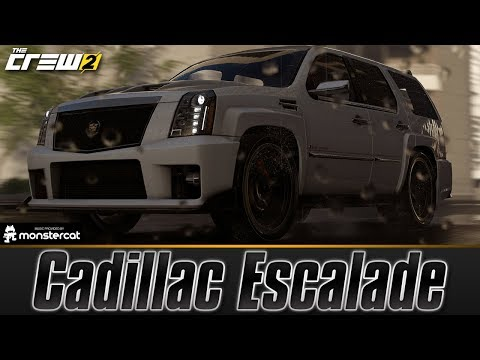 The Crew 2: Cadillac Escalade | FULLY UPGRADED | ARE SUVS/TRUCKS ANY GOOD? (Part 1)