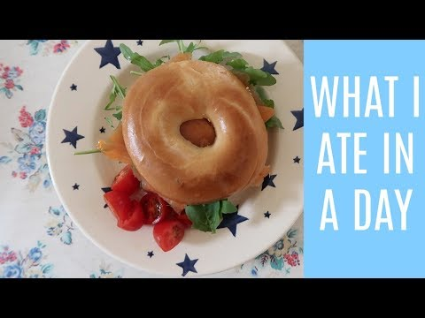 What I ate in a day | Food blogger diary | Mrs Rachel Brady