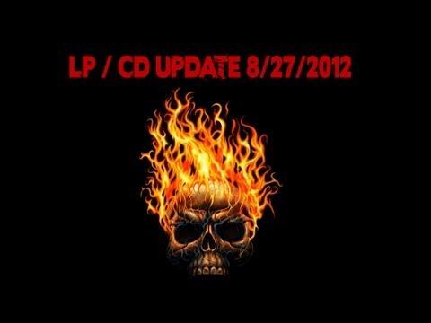 VINYL LP/CD UPDATE 8/27/2012 (Heavy Metal, Hard Rock, Punk, Blues, KISS) VINYL COMMUNITY