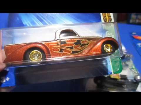Hot Wheels 2004 Treasure Hunts Complete Set