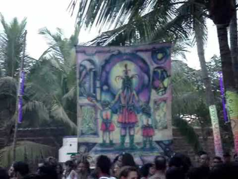 Goa Trance Party Hill Top, West End, Boat Party, Gagarin Cafe.