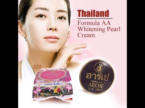Arche Pearl Skin Whitening Cream