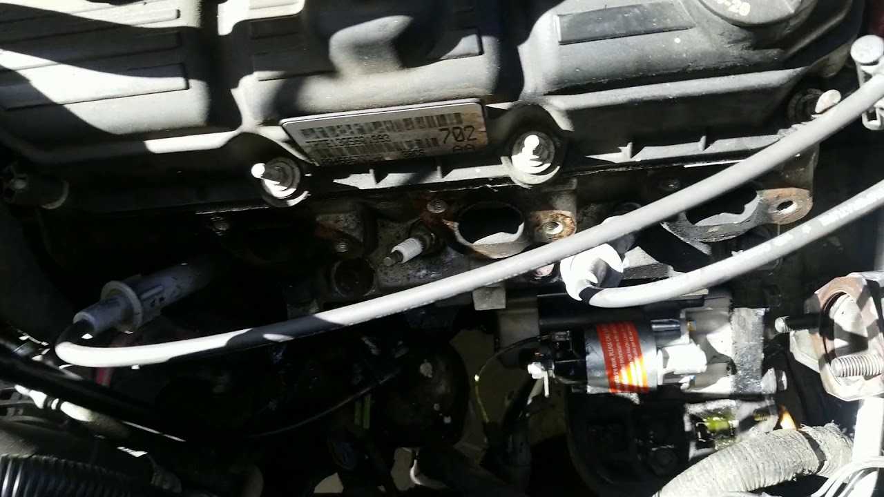 small resolution of 2007 chrysler pacifica 3 8 starter replacement