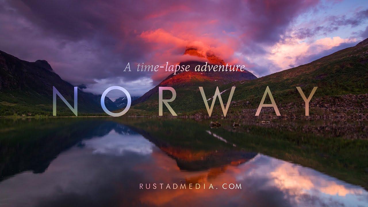Norway Timelapse