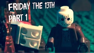 Lego Friday the 13th