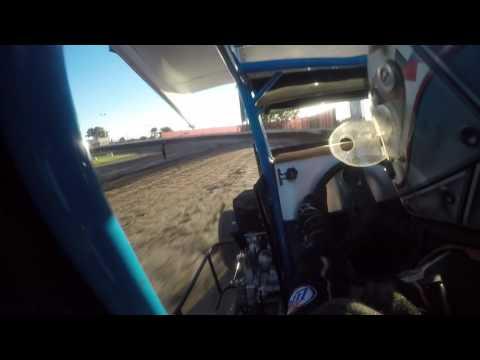 #27 Micro Sprint car|Matt Peterson|Delta Speedway|09-17-2016