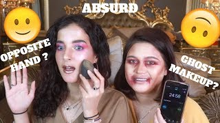 Video ARISAN MAKEUP CHALLENGE ?!? ft  sarah ayu download MP3, 3GP, MP4, WEBM, AVI, FLV Agustus 2018