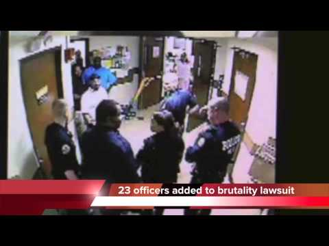 23 officers added to police brutality lawsuit in Chattanooga