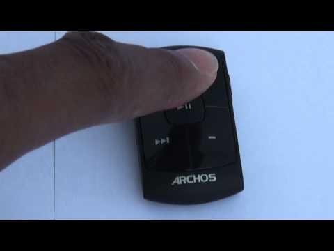 MP3 Archos 2   Ordinateur