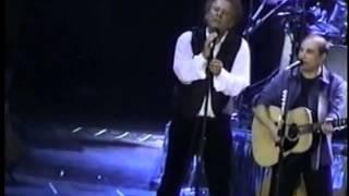 Simon & Garfunkel - A Hazy Shade Of Winter - Live, 2003