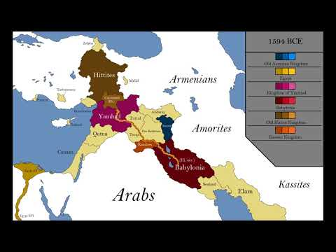 Biblical Maps Of The Middle East
