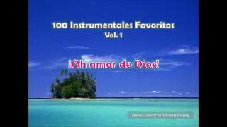 100 Instrumentales Favoritos vol  1 - 089 Oh amor de Dios