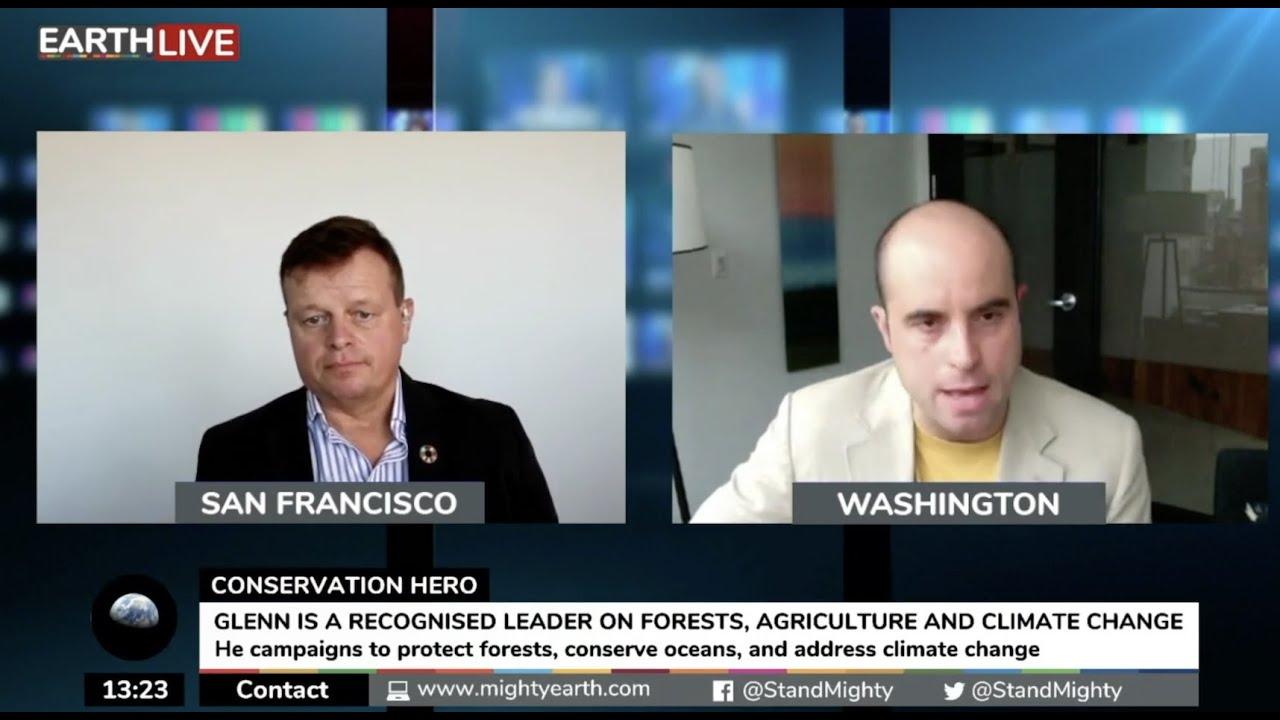 Glenn Hurowitz, CEO, Mighty Earth