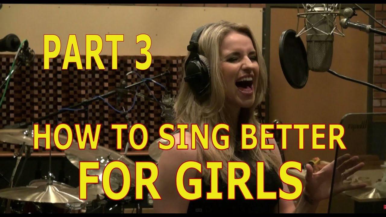 how to sing better for girls part 3 ken tamplin vocal academy youtube. Black Bedroom Furniture Sets. Home Design Ideas
