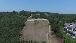 Drone Flyby on 260 Old Montauk Highway, Montauk