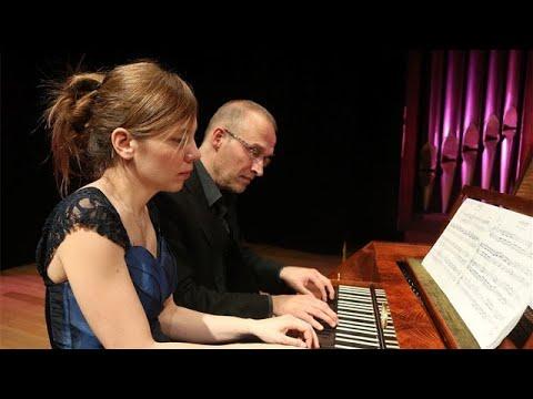 Johannes Brahms: 16 valses, por Petra Somlai y Bart van Oort