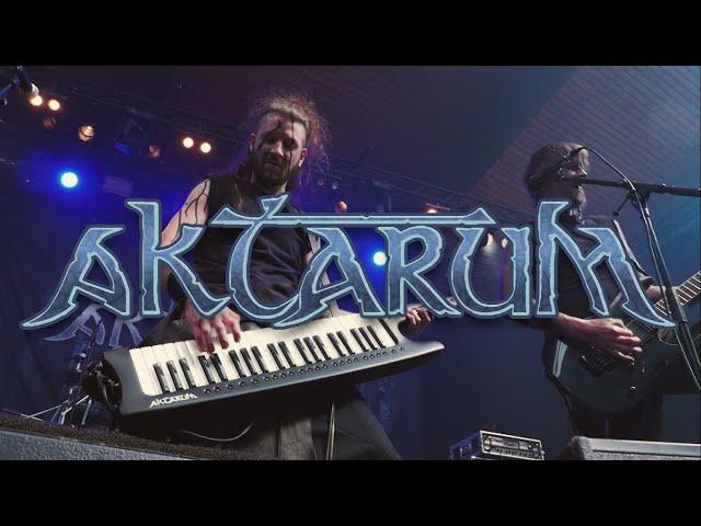 AKTARUM - Trolls In The Fog [Official Live Video]