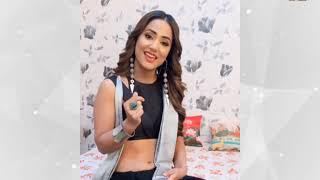 "Hina Khan Sings Kasauti Ziandagi Kay Title Song - ""Chahat Ke Safar Me...."""