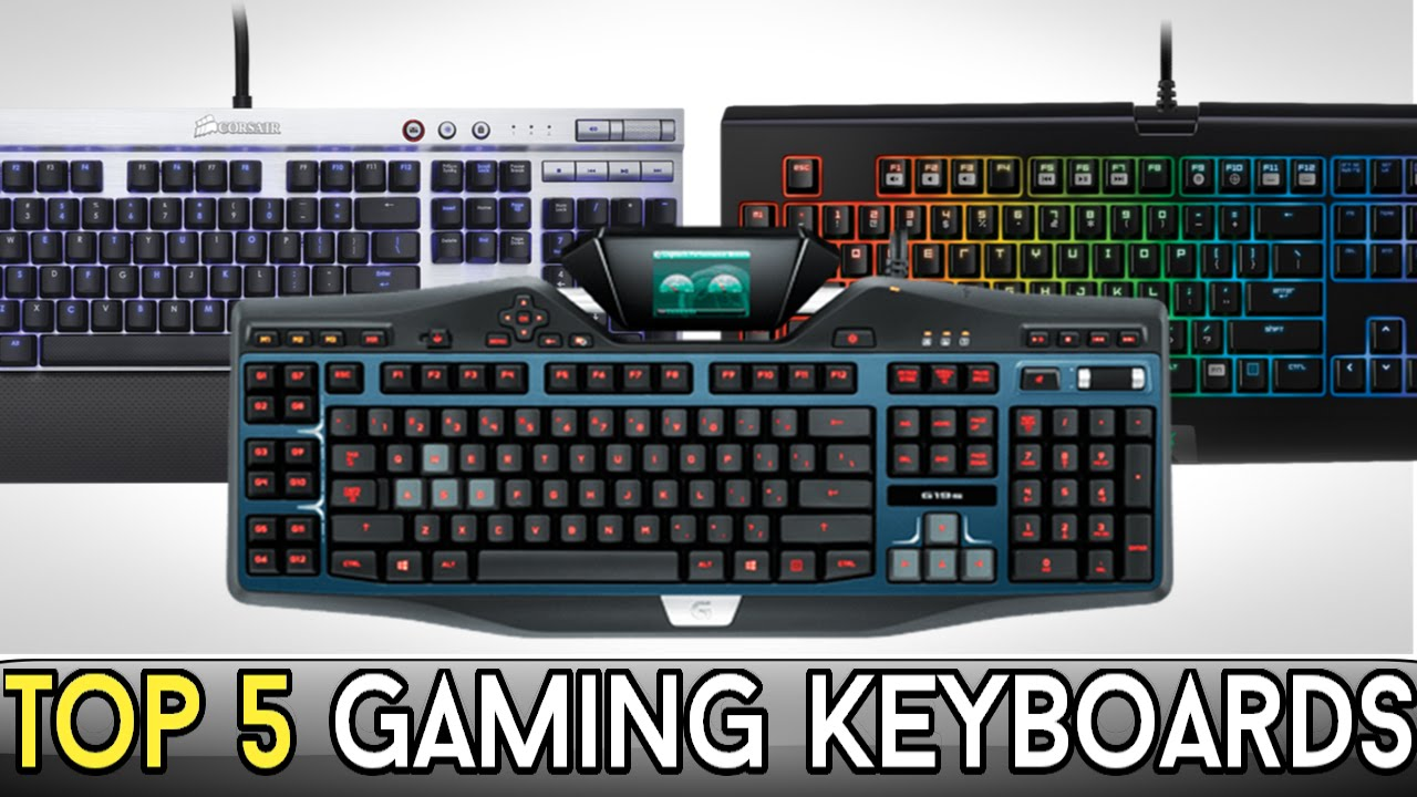 top gaming keyboards 2015