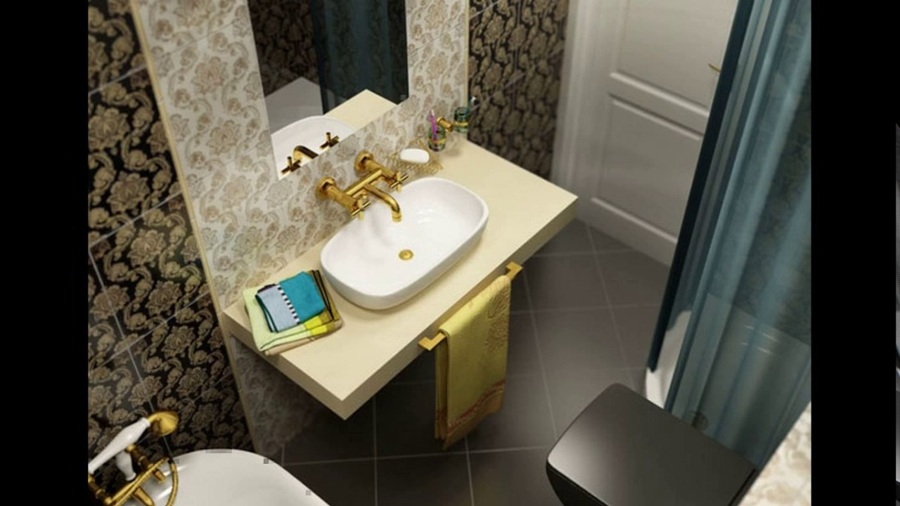 Small Bathroom Designs India Pictures Youtube