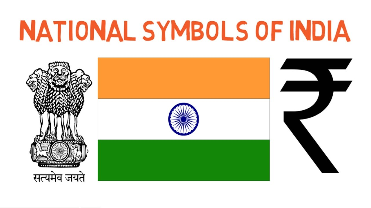 National Symbols Of India Educational Videos For Kids Simply E