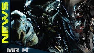 The Predator 2018 SDCC Upgrade Predator Scene Description