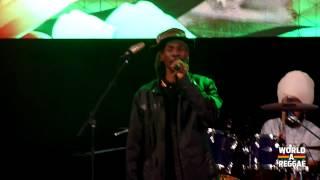 Midnite live @ Reggae Sundance 2014 (NL)