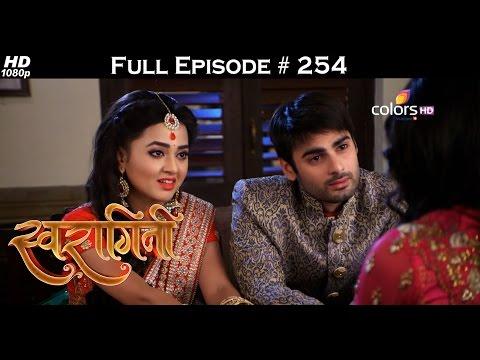 Swaragini - 12th February 2016 - स्वरागिनी - Full Episode (HD)