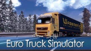Game Spotlight - Euro Truck Simulator