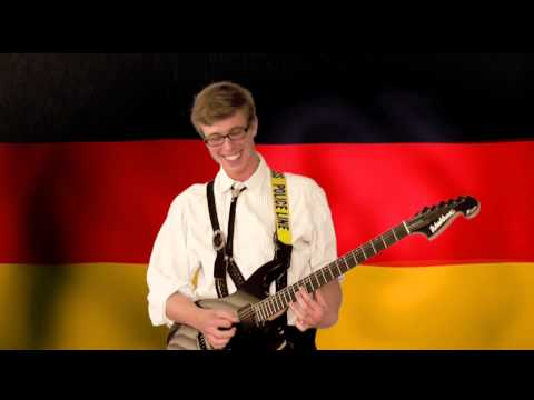 German National Anthem - Guitar Cover