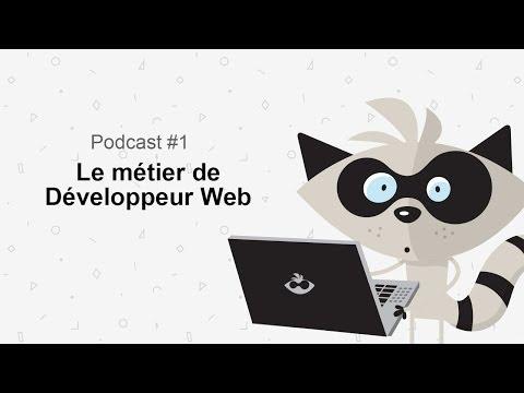 Podcast : Le métier de développeur Web