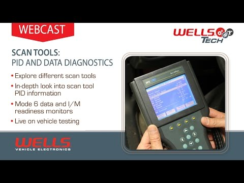 Scan Tools: PID and Live Data Diagnostics