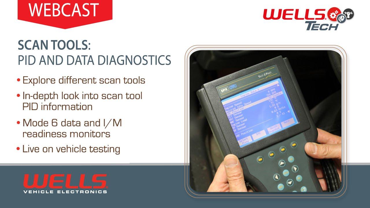 Scan Tools: PID and Live Data Diagnostics