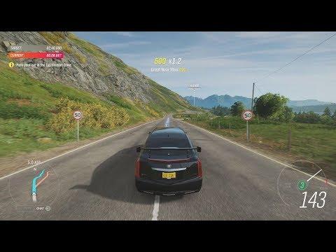 """Forza Horizon 4 - """"Isha's Taxis"""" Horizon Story (3 Stars in every chapter) thumbnail"""