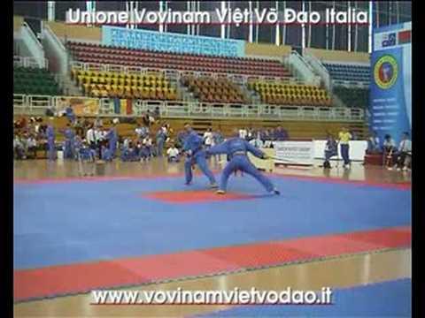 Song Luyen Kiem Italia - 3rd Vovinam World Championship