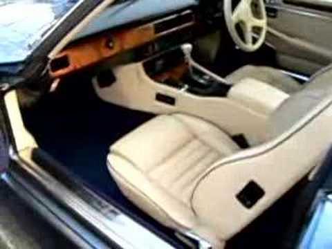Jaguar XJR-S Sport V12 1989
