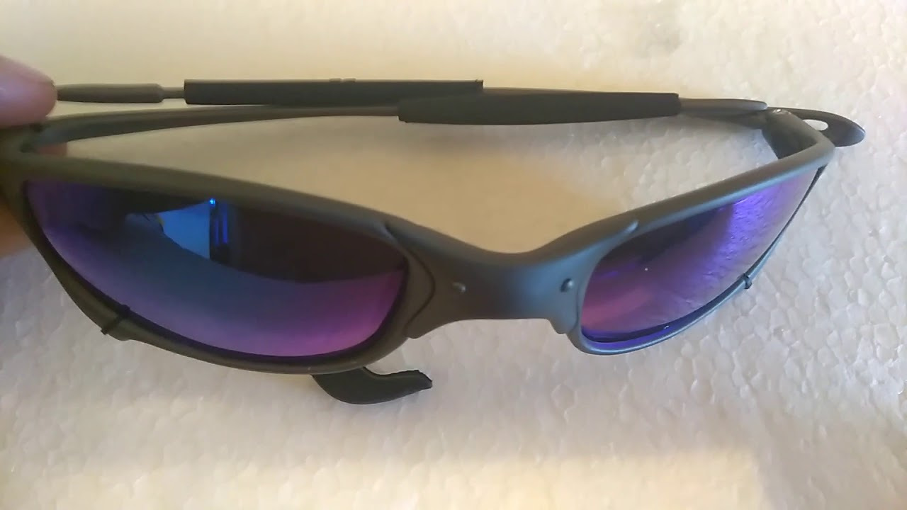 0660e9388d0 FAKE Oakley Juliet VS REAL Oakley s Juliet. - YouTube