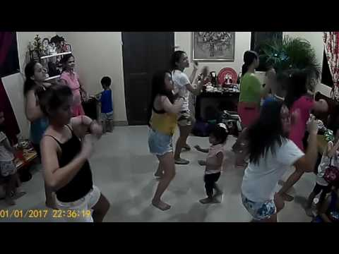 Fetty wap dance by cabas-villasin-rivera-camento family 2017