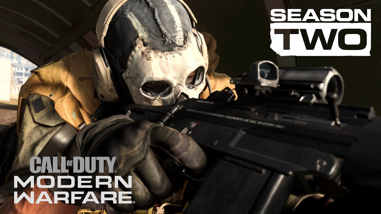 Official Call of Duty®: Modern Warfare® – Season Two Trailer thumbnail