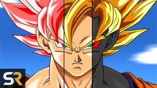 Dragon Ball Z 10 Times Goku Become A Super Villain