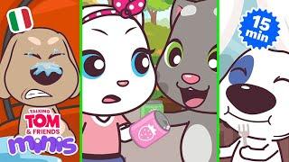 Talking Tom and Friends Minis - Raccolta episodi 5-8
