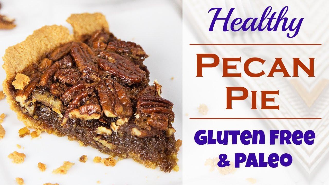 Gluten-free pecan pie recipe