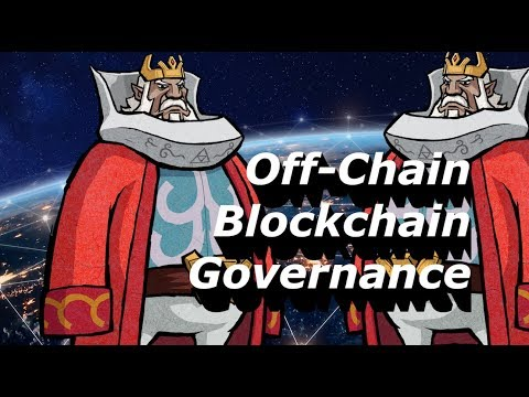 Off-Chain Blockchain Governance