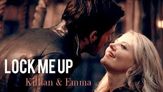 Lock Me Up | Killian & Emma