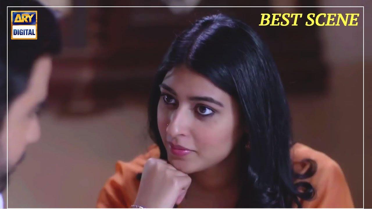 Biwi Ki Mohabbat - Junaid Khan & Sonia Mishal - Best Scene - ARY Digital Drama