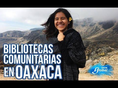 Lleva estudiante de la UNAM lectura a la Sierra Mixe - UNAM Global